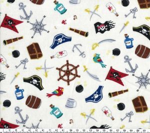 PIRATE  ICON SCATTER CREAM